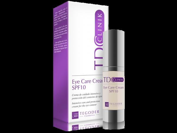 Κρέμα ματιών με προστασία SPF-10