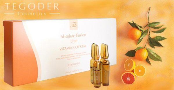 Αμπούλες Οξυγονοθεραπειας και βιτάμινες (Vitamin Cocktail)